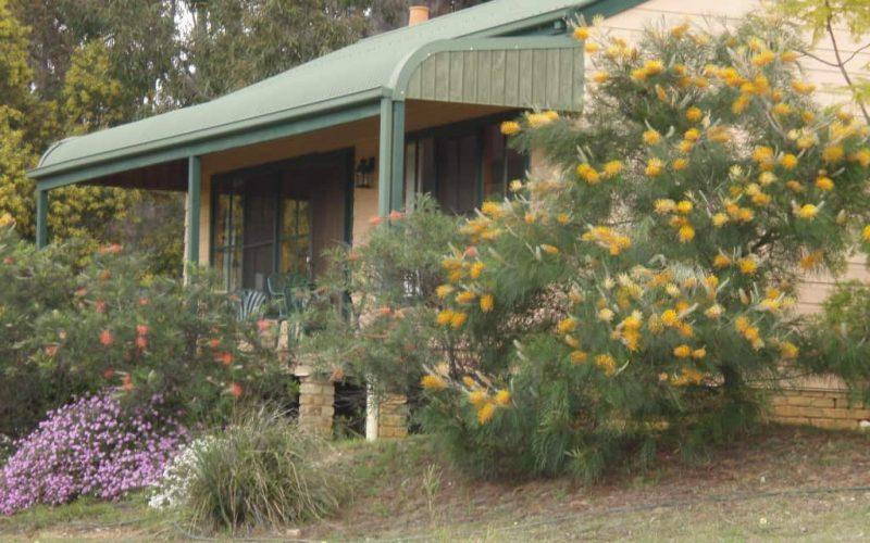 Sutherland Cottage at Glen Ayr Cottages